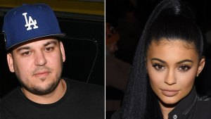Rob Kardashian Tweets Kylie Jenner's Real Cell Phone Number