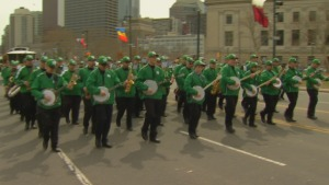 Philly St. Patrick's Day Parade Road Closures