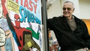Marvel Comics' Stan Lee Dies at 95
