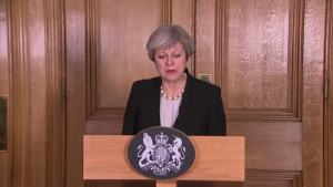 May: UK Threat Level Raised to Critical