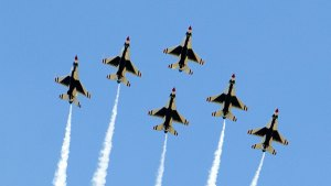Atlantic City Air Show to Roar Over Boardwalk This Summer