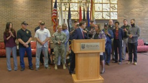 U.S. Rep Meets with Vets to Discuss Mental Health