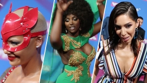 Top Moments From the 2018 VMA Red Carpet