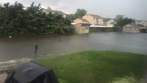 Heavy Rain, Hail, Flooding Hit Region