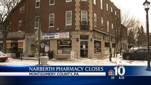Owner of Narberth Pharmacy Closes Shop For Last Time