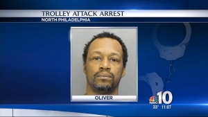Man Accused of Trolley Attack Suspended from Job