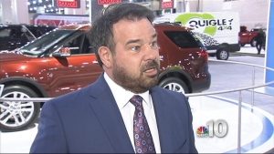 Low Gas Prices and the Philly Auto Show