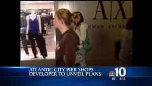 New Plans for Pier Shops Coming