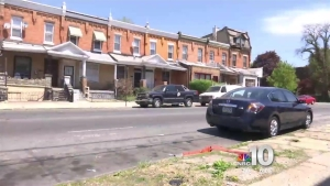 Gunman Opens Fire on Car Filled with Kids in West Philly
