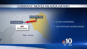 Major Employer Moves to Center City