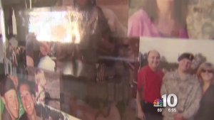 Woman Honors Legacy of Hero Fiance