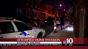 Attempted Home Invasion