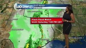 NBC10 First Alert Weather: Dry Friday, Then Weekend Rain on Tap