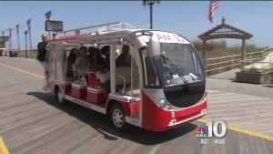 Manager of AC's Tram Cars Blames City for Money Woes