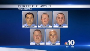 Former Narcotics Officers Sue District Attorney