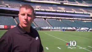 Eagles Fans Get Ready to Check Out Training Camp