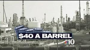 Dow Dip Impacts Gas Prices, Savings