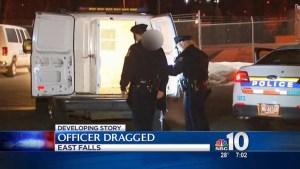 Police Arrest Man After Wild Chase
