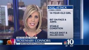 Dog Bites Girl's Face in West Philadelphia