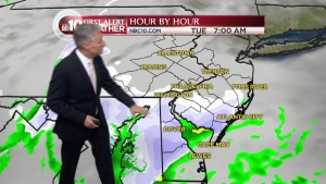 NBC10 First Alert Weather: Periods of Snow