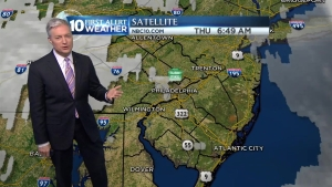 NBC10 First Alert Weather: Very Cold Temps This Weekend