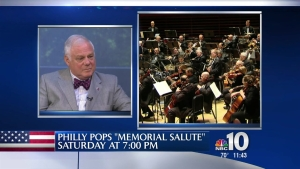 Memorial Salute From The Philly POPS