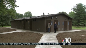 New Castle County's Only State Campground Sports New Look
