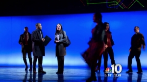 Stars of 'If/Then' Talk About Philly Performances