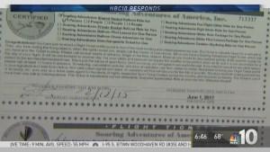 NBC10 Responds: Hot Air Balloon Ride That Wasn't