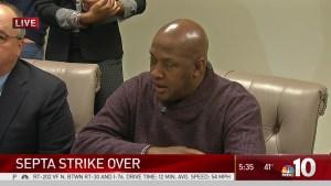 SEPTA Strike Ends