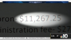 NBC10 Responds: Cancer Patient Billing Issues