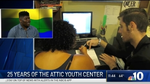 The Attic Celebrates 25 Years Supporting the LGBTQ Youth