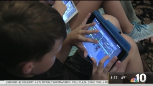 Combating Too Much Screen Time for Teens