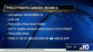 Philly Fights Cancer Brings Big Names to Town for a Good Cause