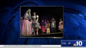 'Dorothy' Balances 'Wizard of Oz' and School Work