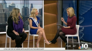 Miss America's Outstanding Teen Encourages Organ Donation