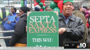 Septa Santa Express