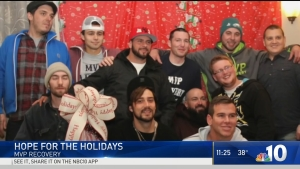 Hope for the Holidays for Those Dealing With Addiction