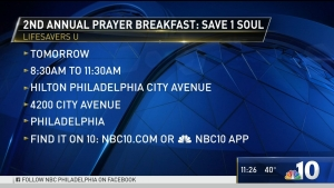 Lifesavers Prayer Breakfast