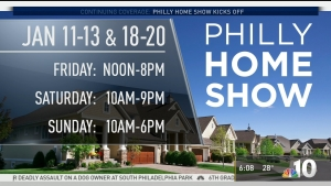 Philly Home Show Gets Underway