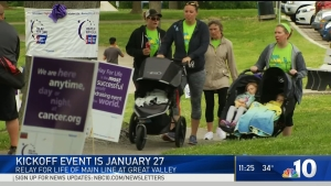 American Cancer Society Prepares for Relay for Life of Main Line