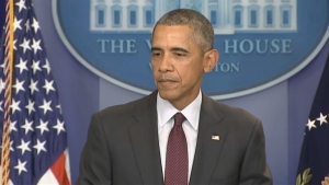 Obama Calls For 'Common Sense' Gun Laws
