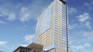 32-Story Apt. Building Planned In Washington Square