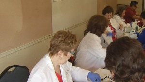Women's Health Expo Takes Over Rowan University