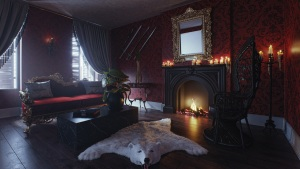 Here's How You Can Stay at 'The Addams Family' Mansion