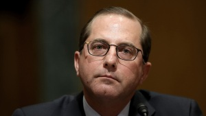 Senate Confirms Alex Azar as Trump's 2nd Health Secretary<br />