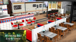Experience 'Breaking Bad' IRL at This Pop-Up Bar, Restaurant