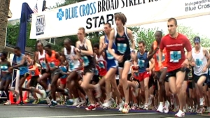 Tips to Kick Asphalt: Blue Cross Broad Street Run