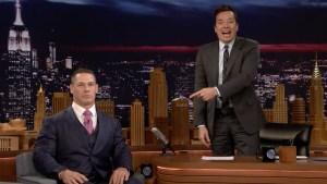 'Tonight': John Cena Shares a Special Message in Mandarin