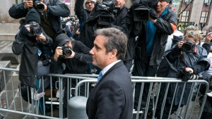 Cohen Says He'll Plead the Fifth in Stormy Daniels Case